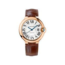 Cartier Ballon Bleu Silver Dial Unisex Watch W6900456
