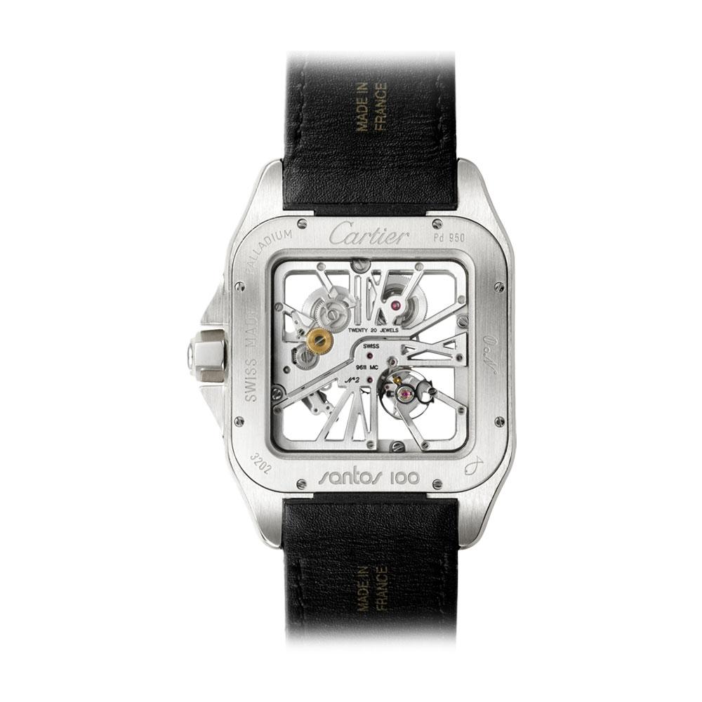 Cartier-Santos-100-Skeleton-Mens-Watch-W2020018-2