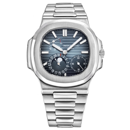 Patek Philippe Watches Nautilus Mens Stainless Steel 5712/1A-001