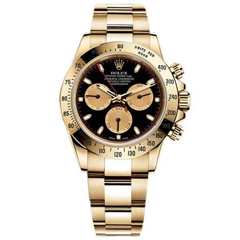 Rolex Mens Daytona Gold