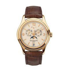 Patek Philippe Complicated Annual Calendar 18 Carat Yellow Gold Mens Watch 5146J