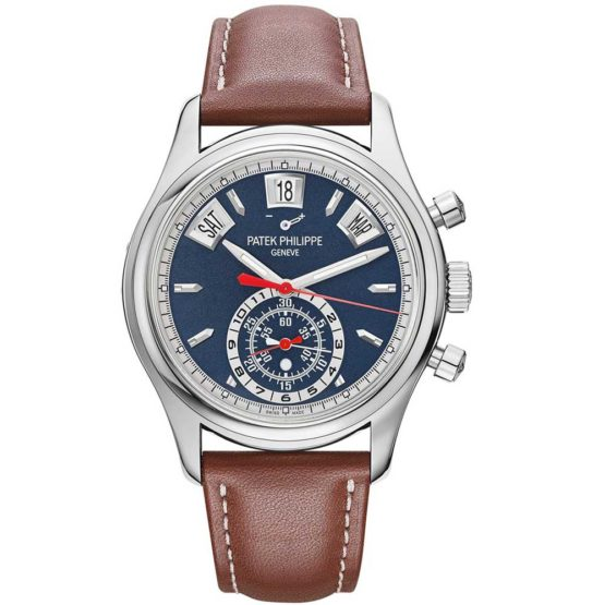 Patek Philippe Annual Calendar Chronograph Complications Watch 5960/01G-001