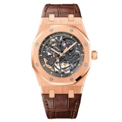 Audemars Piguet Royal Oak Openworked 18k Rose Gold Watch 15305OR.OO.D088CR.01