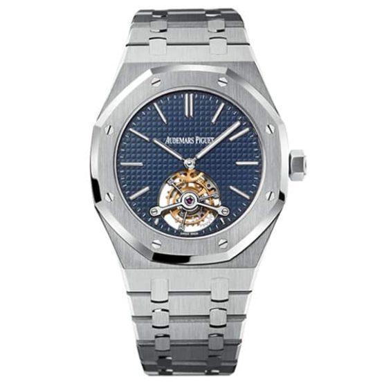 Audemars Piguet Royal Oak Tourbillon 41mm Stainless steel Extra-Thin Watch 26510ST.OO.1220ST.01