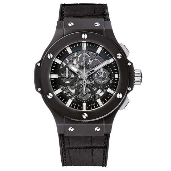 Hublot Watches Big Bang 44mm Aero Bang Black Magic 311.CI.1170.GR