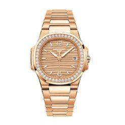 Patek Philippe 7010/1r-012 Nautilus Women's Watch