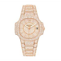 Patek Philippe 7021/1R-001 Nautilus Ladies Watch