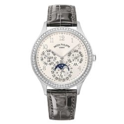 Patek Philippe Grand Complication Cream Dial 18k White gold Watch  7140G-001