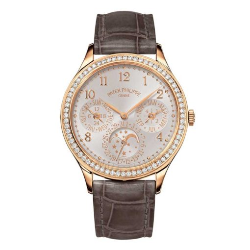 Patek Philippe Grand Complication Cream Dial 18k Rose gold Watch 7140R-001