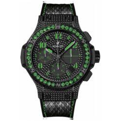 Hublot Big Bang Black Fluo 41mm Watch 341.sv.9090.pr.0922