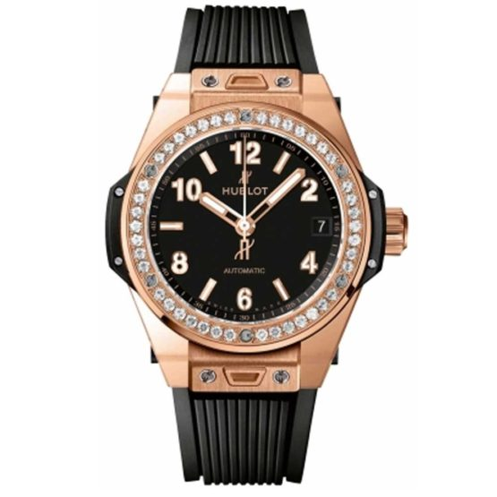 Hublot Big Bang One Click 39mm Ladies Watch 465.ox.1180.rx.1204