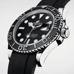 Rolex Yacht-Master 42 White Gold Men's Watch 226659