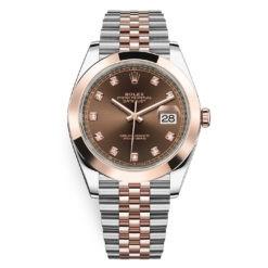 Rolex Datejust 126301 Chocolate Diamond Jubilee