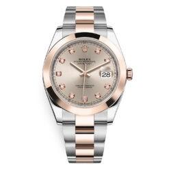 Rolex Datejust 126301 Sundust Diamond Oyster