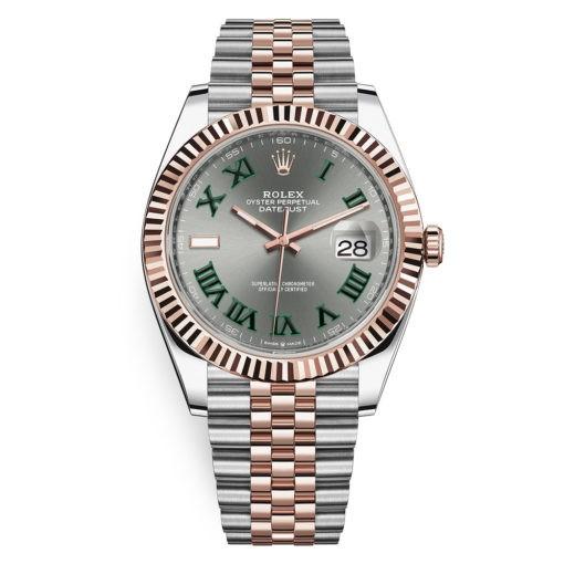 Rolex Datejust 126331 Slate Roman
