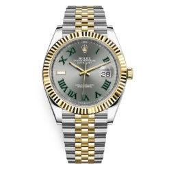 Rolex Datejust 126333 Slate Roman Jubilee