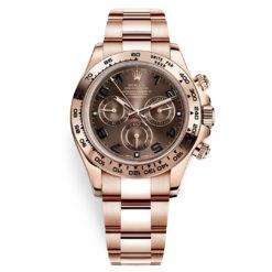 Rolex Cosmograph Daytona 116505 Chocolate Arabic Dial