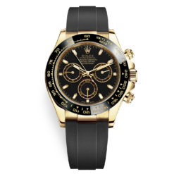 Rolex Cosmograph Daytona 116518LN Black Dial