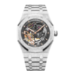 AUDEMARS PIGUET ROYAL OAK FROSTED GOLD DOUBLE BALANCE WHEEL OPENWORKED 15407BC.GG.1224BC.01