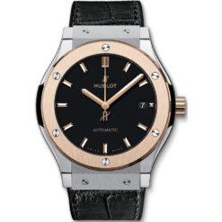 Hublot Classic Fusion Automatic 45mm Mens Watch 511.no.1181.lr