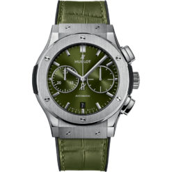 Hublot Classic Fusion Chronograph 45mm Mens Watch 521.nx.8970.lr