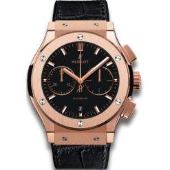 Hublot Classic Fusion Chronograph 45mm Mens Watch 521.ox.1181.lr