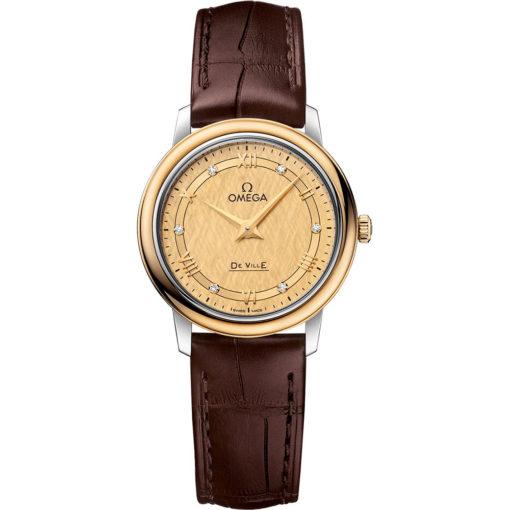 Omega De Ville Prestige Watch 424.23.27.60.58.001