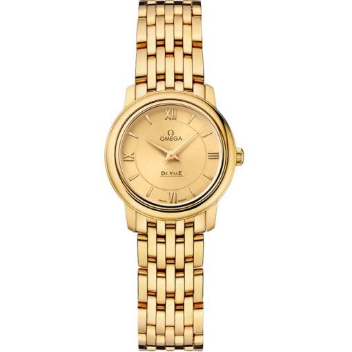 Omega De Ville Prestige Watch 424.50.24.60.08.001