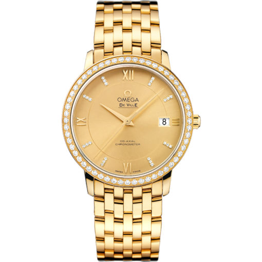 Omega De Ville Prestige Co-Axial Watch 424.55.37.20.58.001