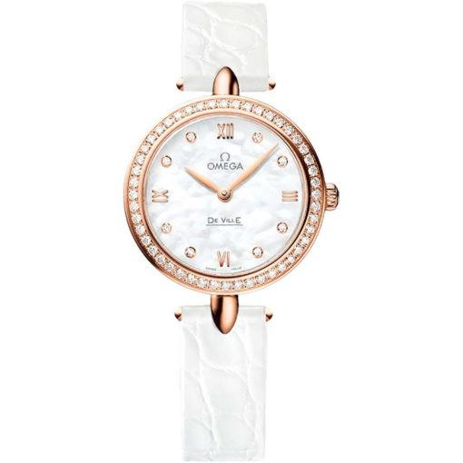 Omega De Ville Prestige Watch 424.58.27.60.55.002