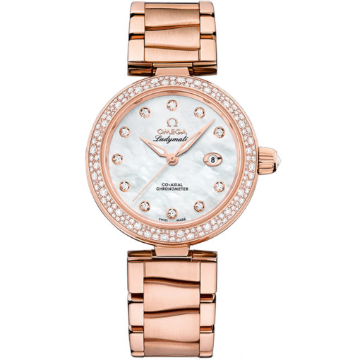 Omega De Ville Ladymatic Watch 425.65.34.20.55.010