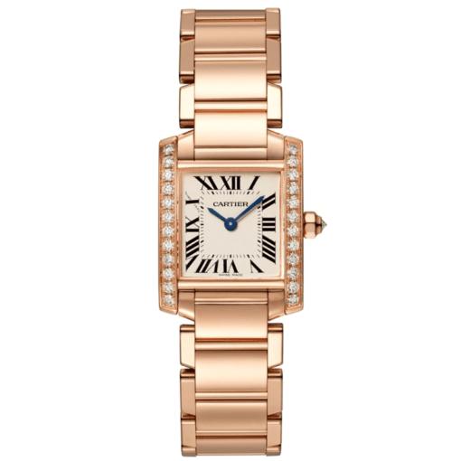 Cartier WJTA0022 Tank Française Watch