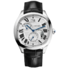 DRIVE DE CARTIER WATCH, LARGE DATE, RETROGRADE SECOND TIME ZONE AND DAY NIGHT INDICATOR WSNM0005