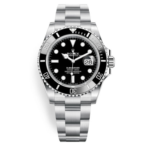 Rolex Submariner 126610LN Oyster Perpetual 41mm Men's Watch