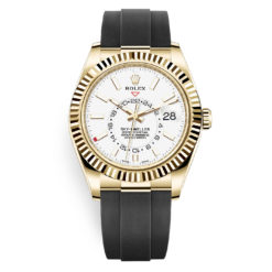 Rolex Sky-Dweller 326238 White Dial
