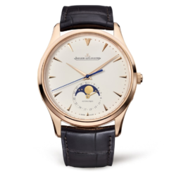 Jaeger LeCoultre Master Ultra Thin Moon 39mm Mens Watch 1362520