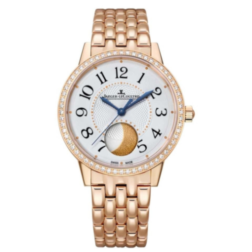 Jaeger LeCoultre 3572120 Rendez-Vous Night and Day 34mm Ladies Watch
