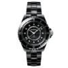 CHANEL J12 Automatic Diamond Black Dial Ladies Watch H5702