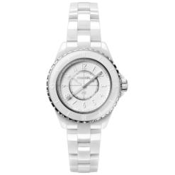 Chanel J12 Quartz 33mm Ladies Watch H6345