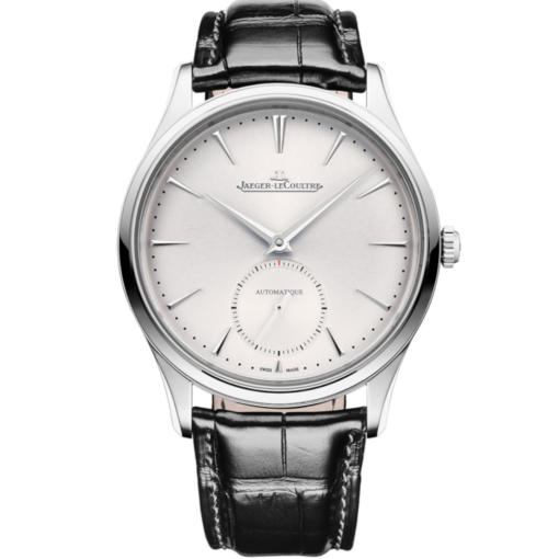 Jaeger LeCoultre Master Ultra Thin Small Seconds 39mm Mens Watch 1218420