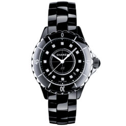 Chanel J12 Quartz 33mm Ladies Watch H1625