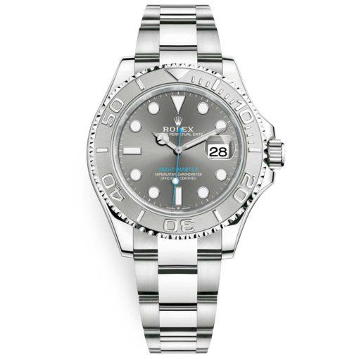 Rolex 126622 Yacht-Master 40 Dark Rhodium Dial Steel and Platinum Watch