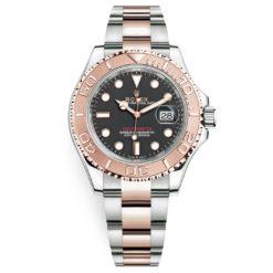 Rolex Yacht-Master 126621 Black Dial 40mm Watch