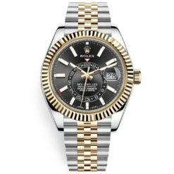Rolex Sky-Dweller 326933 Black Dial