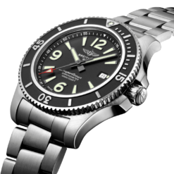 Breitling Superocean A17367D71B1A1 Steel Watch