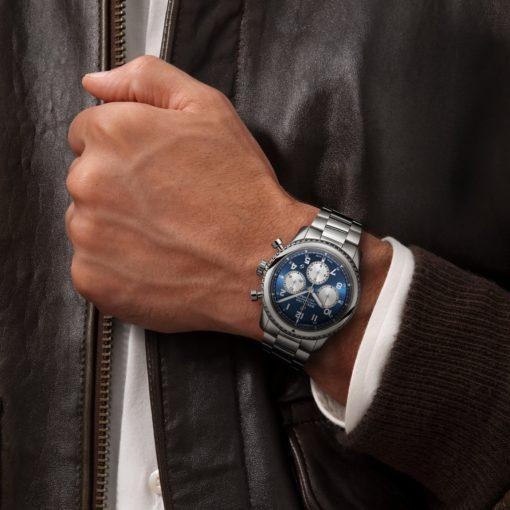 Breitling AB0117131C1A1 Aviator 8 B01 Chronograph 43mm Watch