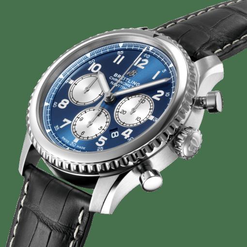 Breitling AB0117131C1P1 Aviator 8 B01 Chronograph 43mm Watch
