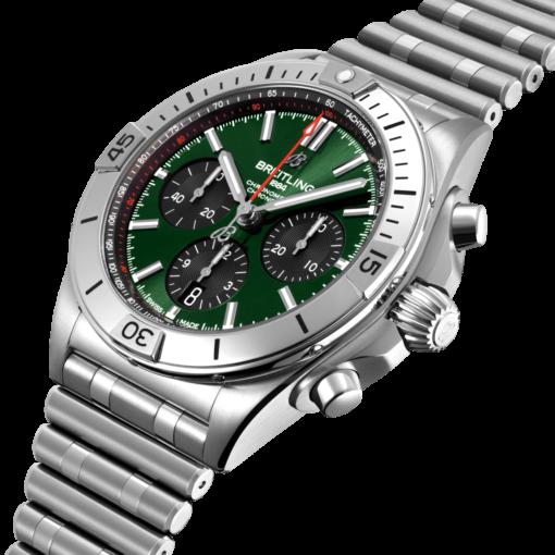 Breitling AB01343A1L1A1 Chronomat B01 42mm Watch