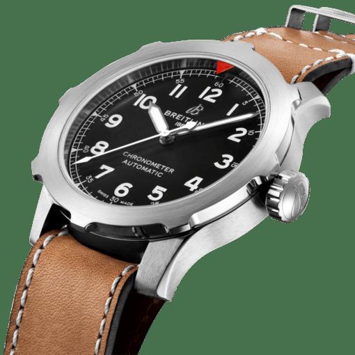 Breitling AB2040101B1X1 Aviator Super 8 B20 Automatic 46mm Watch