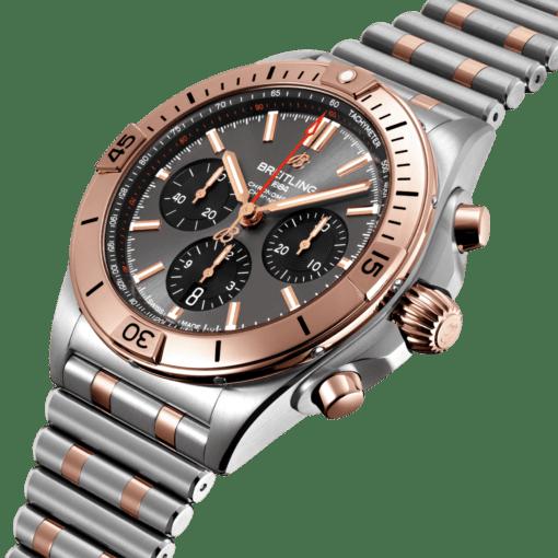 Breitling UB0134101B1U1 Chronomat B01 42mm Watch